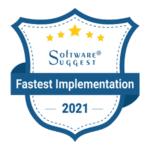 جایزه بهترین استقرار در نرم افزار erp